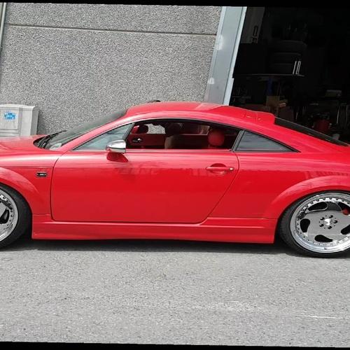 Audi TT - AirRex Suspension + Airlift V2