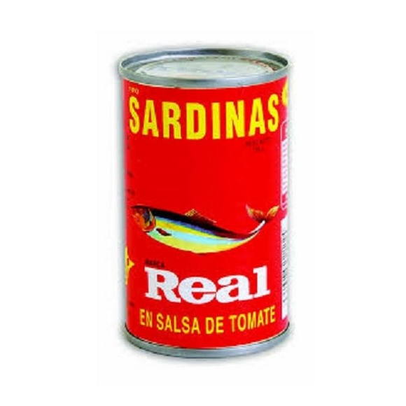 Sardina real: PRODUCTOS de La Cabaña 5 continentes