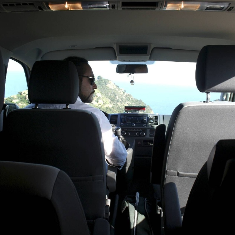 Transfers to the airport: Services de Taxi Juan Carlos