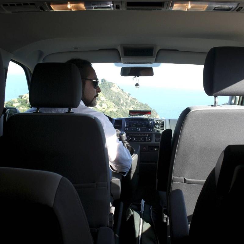Traslados al aeropuerto: Servicios de Taxi Juan Carlos