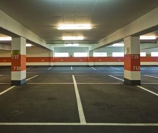 Reparación y protección de aparcamientos