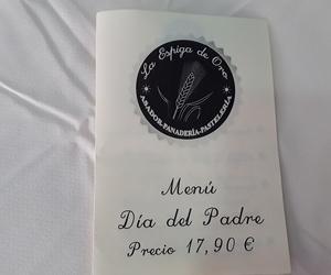 Menú del día 18 de marzo se celebra el día del padre