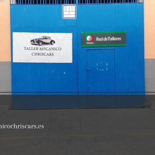 Taller multimarca Camarena | Taller Mecánico  Chriscars