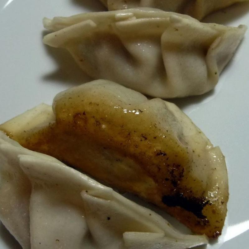 empanadillas a la plancha china