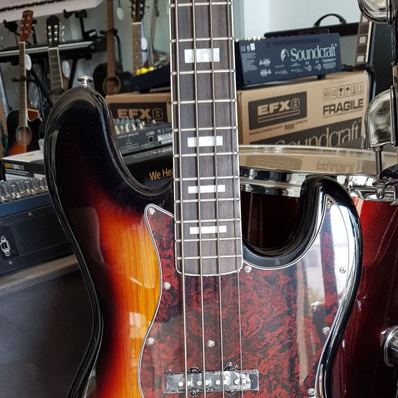 Bajo eléctrico Harley Benton JB75 Jazz Bass