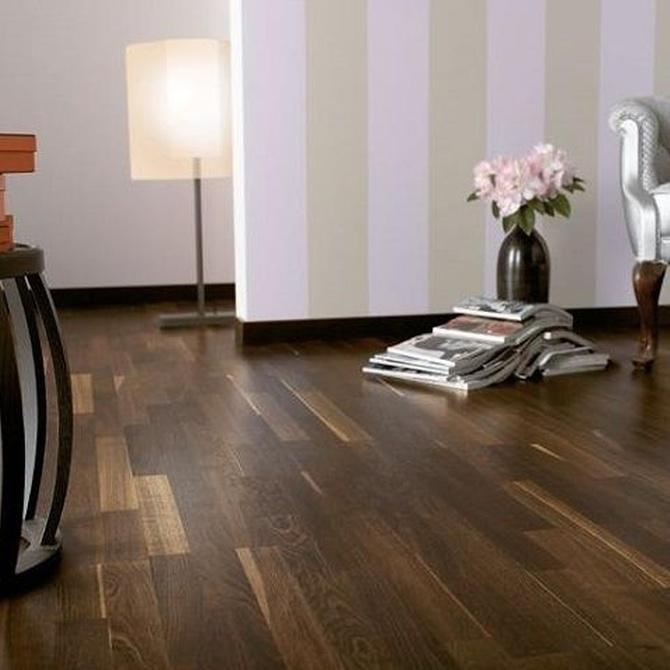 ¿Por qué elegir madera noble para el parquet?
