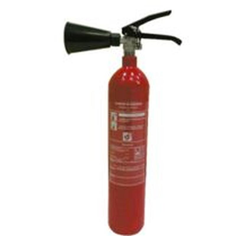 Extintor CO2 2Kg: Servicios de Allintegra, S.L.