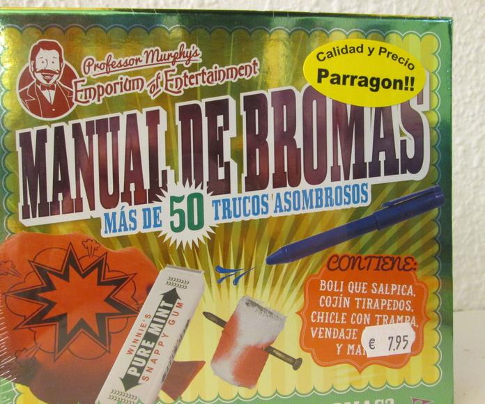 MANUAL DE BROMAS