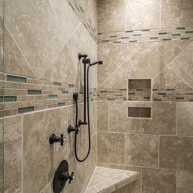 Humedades en las duchas de obra