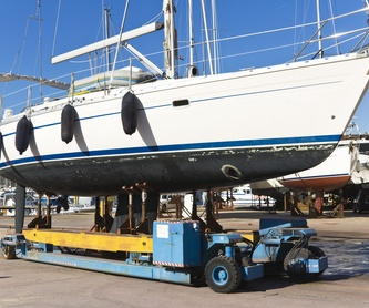Proyectos y planos: Servicios de Astillero Balear