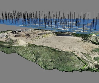 Fotografía y grabación aérea: Servicios de Ormadron