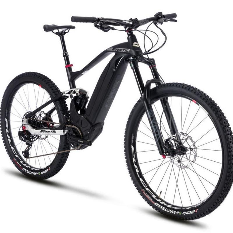 INTEGRA XMF 1.7 CARBON RACE:  de E-Bike Guadarrama