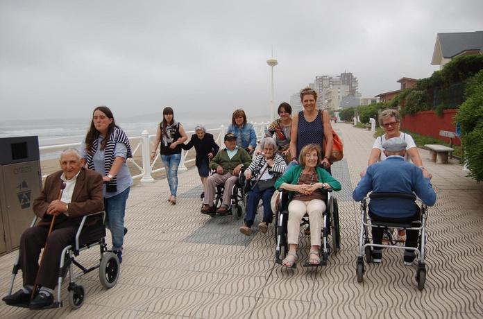 RESIDENCIA VIRGEN DE LORETO - Valencia de Don Juan León