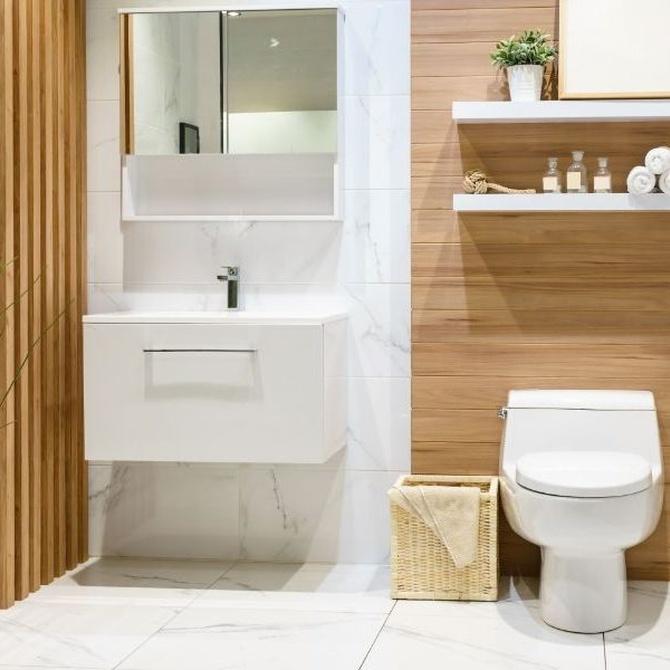 ¿Convertir tu baño en un espacio perfecto?