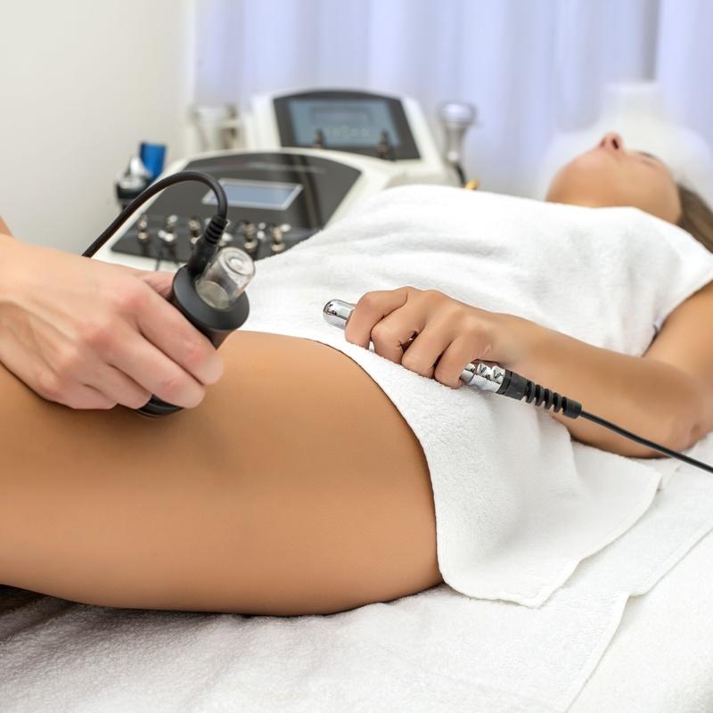 Cavitación Localizada: Tratamientos de Clínica Dra. Darinka Garay
