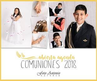 Campaña Comuniones 2018