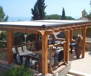 Toldos Intecsol - Pérgolas de madera