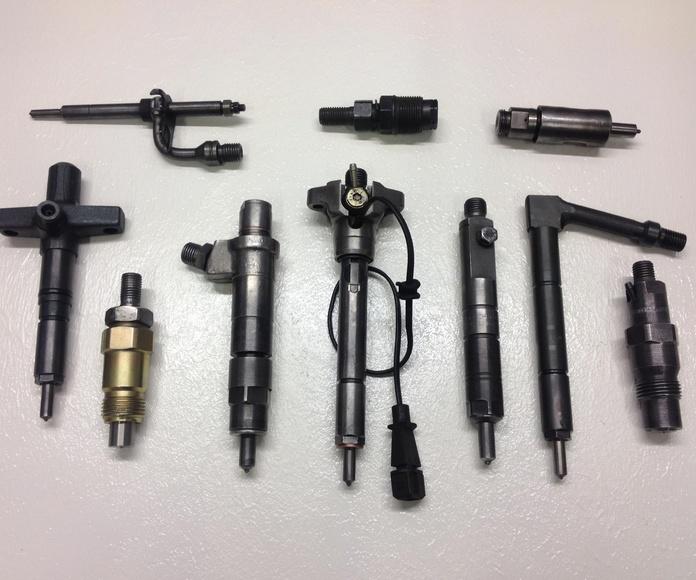 Inyectores: Servicios de Diesel Mainar