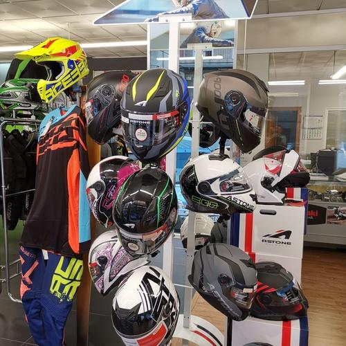 Accesorios para motos en Elche