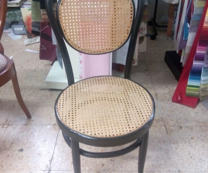silla cambio de rejilla