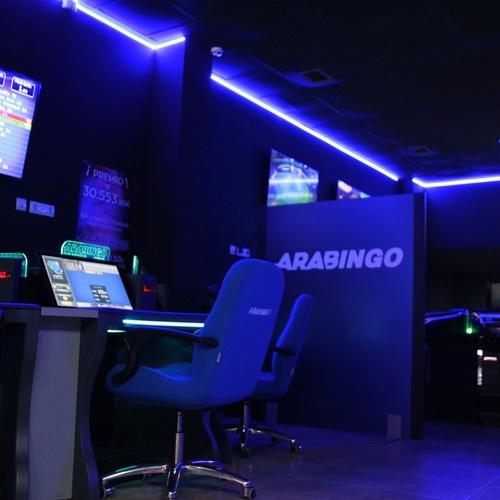 Salones de juegos Zaragoza