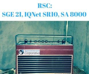 Frecuencia de auditorías de RSC: SA 8000, SGE 21, IQNET SR 10