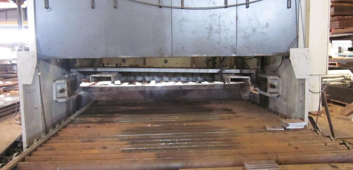 Almacén de hierros en Cádiz de alta calidad