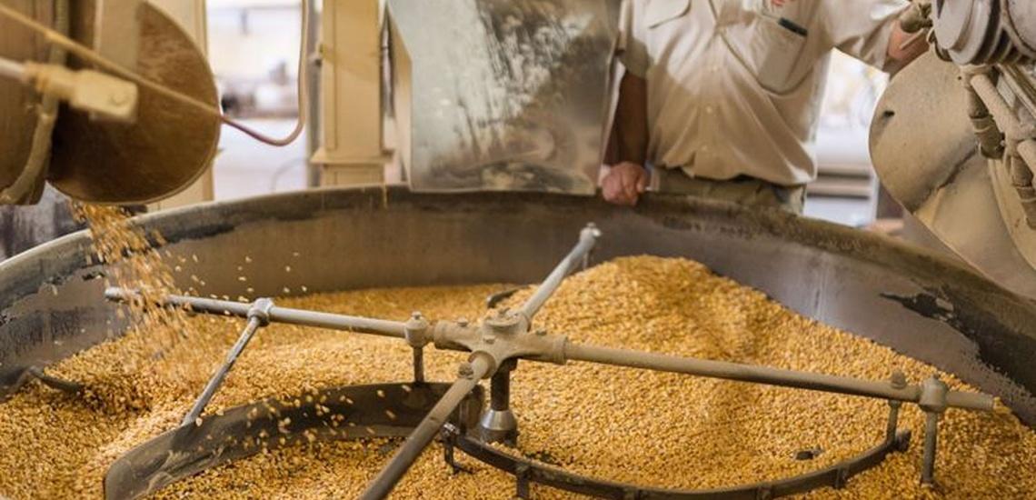 Molino de Gofio de millo en Las Palmas