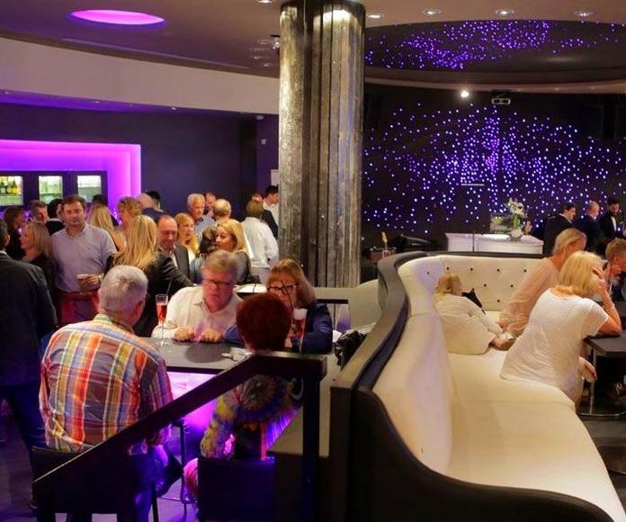 Piano Bar Hotel Principe Felipe, La Manga Club