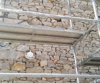 Excavaciones: Servicios de Construcciones J. Ares López