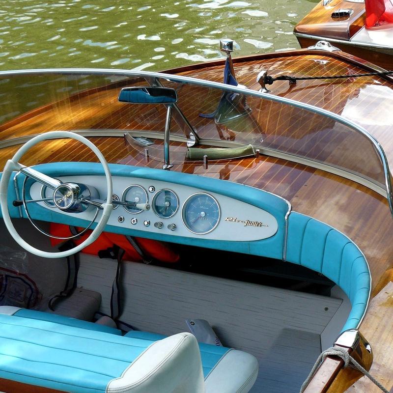 Embarcaciones de recreo : Especialidades de Centro Médico del Conductor
