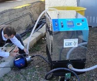 Limpieza de modulos y equipos de Refrigeración.: Servicios que prestamos de Innovaex