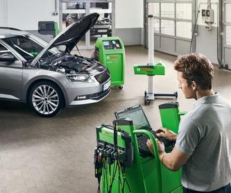 Mecánica en general: Servicios de Kideauto