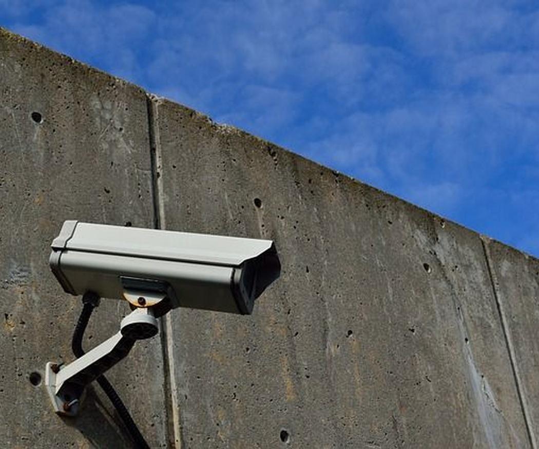Las cámaras de seguridad no nos espían