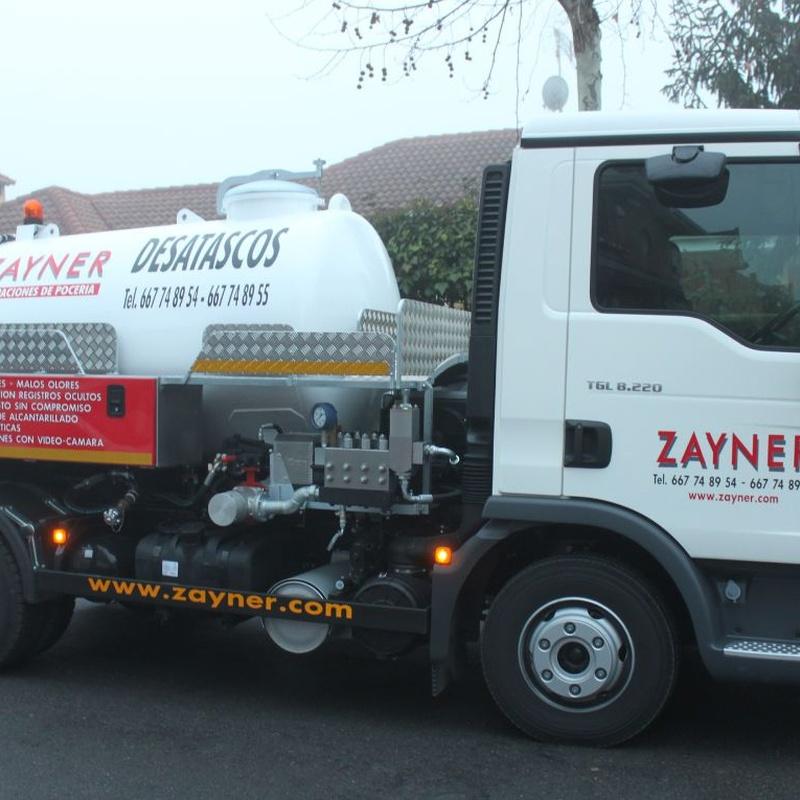 Servicio integral de pocería: Servicios  de Zayner