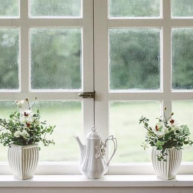 Tres tipos de vidrio para tus ventanas según su aislamiento térmico