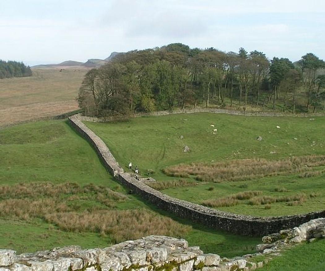 La ruta del Muro de Adriano: cruza Inglaterra con tu coche