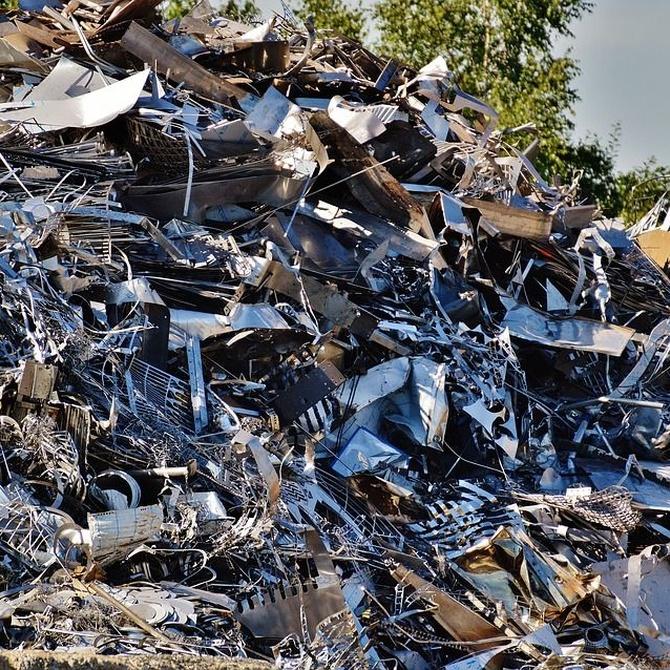 Técnicas para el reciclaje de metales