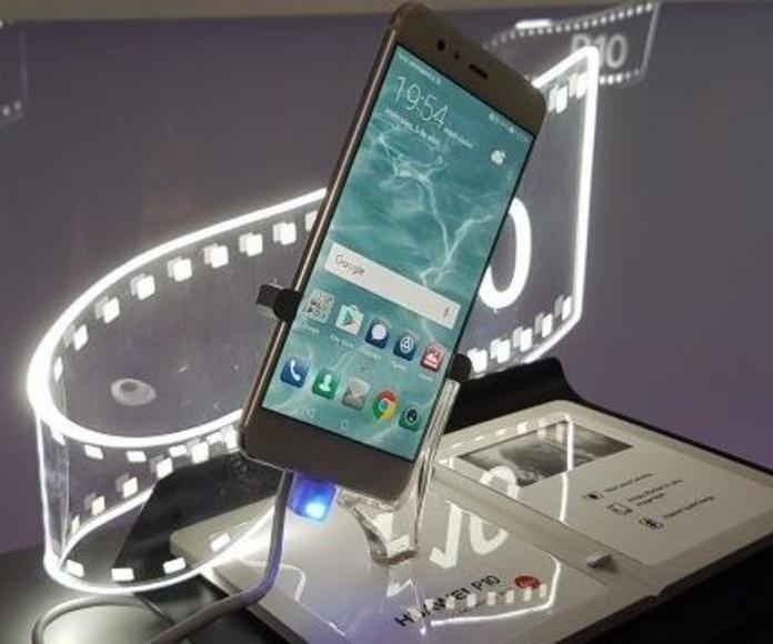 La edición exclusiva del Huawei P10 Plus llega con Vodafone