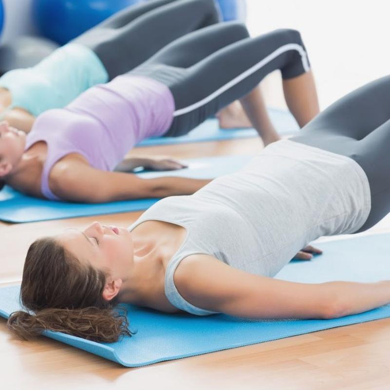 Pilates suelo: Actividades de FitBox Club