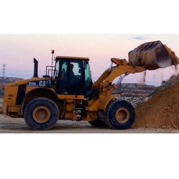 Excavaciones y transportes: Servicios de Canastell Urbana