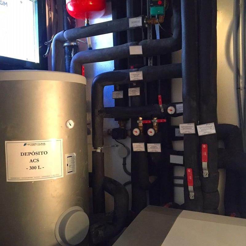 Aerotermia: Productos y Servicios de Intecser Clima