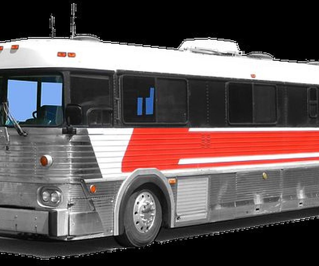 Los autobuses como elementos fundamentales de una boda