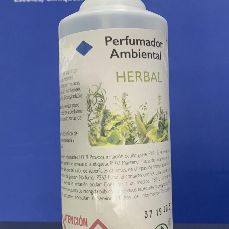 Ambientador herbal : SERVICIOS  Y PRODUCTOS de Neteges Louzado, S.L.