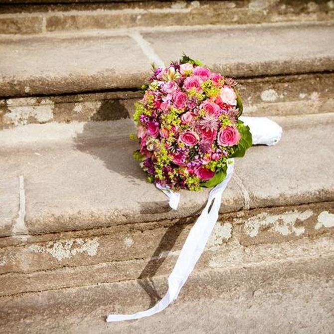 Consejos para elegir tu ramo de novia