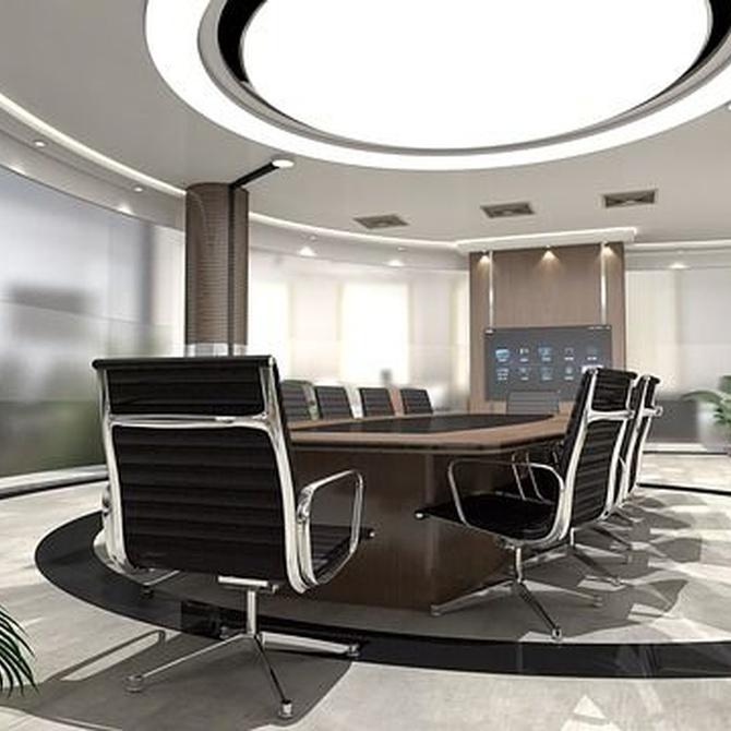 Cómo diseñar el mobiliario de una empresa