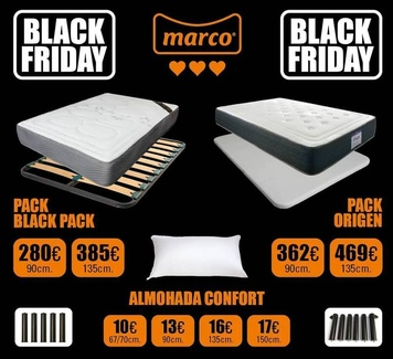 Nos unimos al BLACK FRIDAY