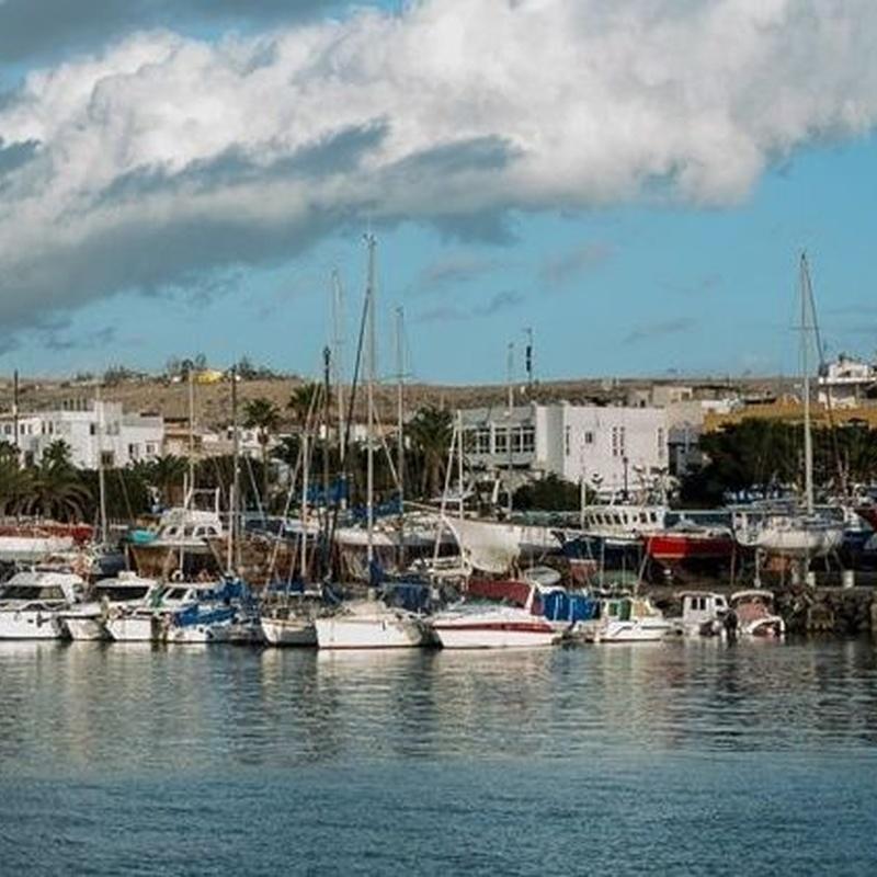 Destino ~ Destination: Arguineguín / Patalavaca / Anfi del Mar: Precios - Servicios y Reservas de Reservas de Taxis Las Palmas de Gran Canaria, Puertos y Aeropuerto. Bookings of Transfers by Gran Canaria.