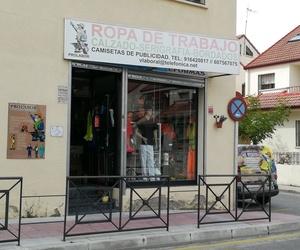 Tienda de ropa de trabajo en Getafe