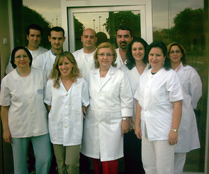 Gabinete de Trabajo Social, en Córdoba